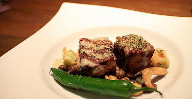 Steak in France! Photo via Flickr:norionakayama