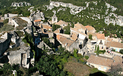 Les-Baux-de-Provence, France. Flickr:Francois Philipp