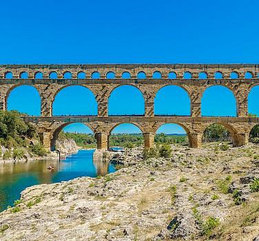 Pont du Gard in Avignon, France. Creative Commons:Jan Hager