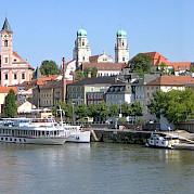Danube Bike Path - Regensburg to Passau Photo