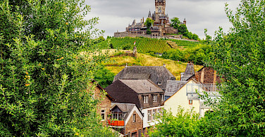 A side trip to Cochem, Bavaria, Germany perhaps? Flickr:Jodage