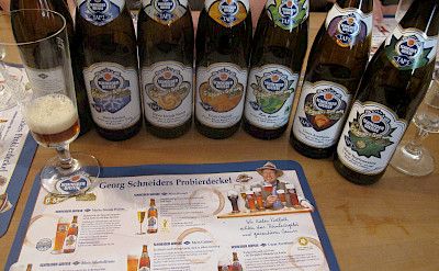 Beer tasting in Germany maybe? Flickr:Bernt Rostad