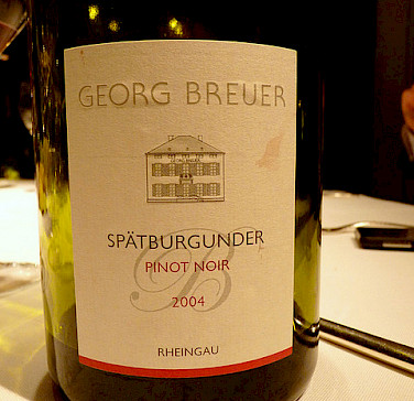 Rheingau wine! Photo via Flickr:e_calamar