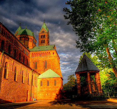 Speyer Cathedral. Photo via Flickr:alainim