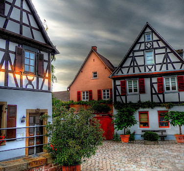 Speyer, Germany, a stop on your Rhine River Bike Tour. Photo via Flickr:alainim