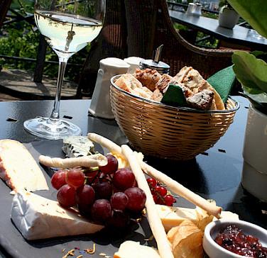 Wine Tasting in the Rheingau. Photo via Flickr:Megan Mallen