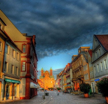 Speyer, Germany. Photo via Flickr:alainim