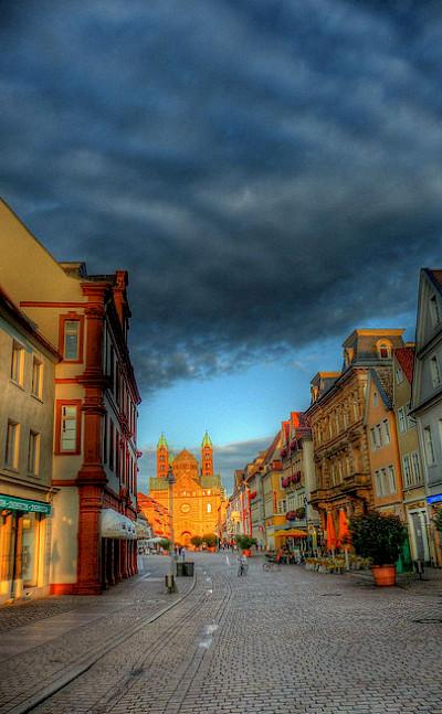Speyer, Germany. Photo via Flickr:alainim