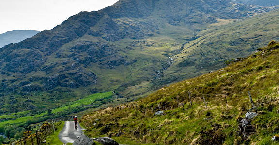 Biking around Killarney, Co. Kerry, Ireland. Flickr:ritesh3