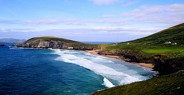 Dunmore Head, the westernmost point of Ireland (islands excluded) on the Dingle Peninsula. Wikimedia Commons:Bjorn Christian Torrissen