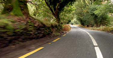 Bike riding the roads of Killarney, Ireland. Flickr:Toms Baugis