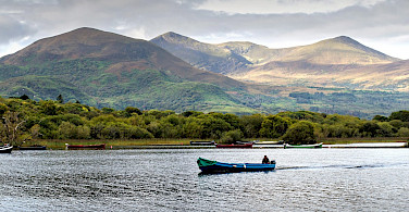 Lough Leane in Killarney, Co. Kerry, Ireland. Flickr:Alison Day