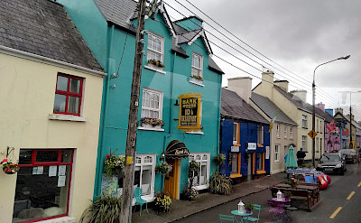 Sneem in Co. Kerry, Ireland. Flickr:patrick janicek