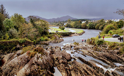Sneem River in Co. Kerry, Ireland. Flickr:Alison Day
