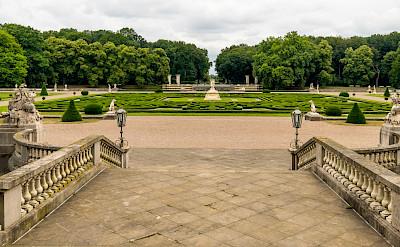 Gardens in Castle Nordkirchen in Münsterland, Germany. Flickr:Allan Harris