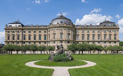 Würzburg Residenz (1751-53). CC:DXR