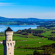 Estrada Romântica & os Lagos Baviera Foto