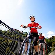Cycling Austria. Photo via TO: ©SalzburgerLandTourismus