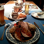 Traditional Austrian cuisine. Flickr:Aleksand Rzykov