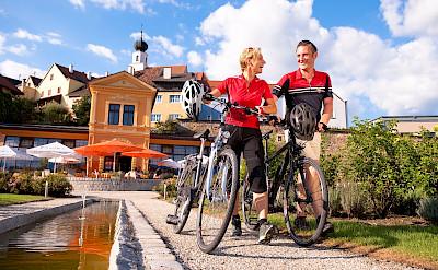 Cycling Austria. Photo via TO.