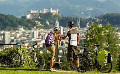 Salzburg, Austria. Photo via TO: ©SalzburgerLandTourismus