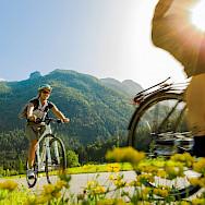 Cycling Austria. ©SalzburgerLandTourismus