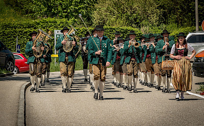 Festival in Unterach am Attersee, Austria. Flickr:ubacher49