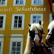 Salzburg a Viena Foto