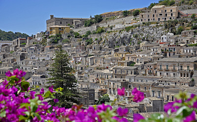 Modica with its ancient history in Sicily, Italy. Flickr:r0431977