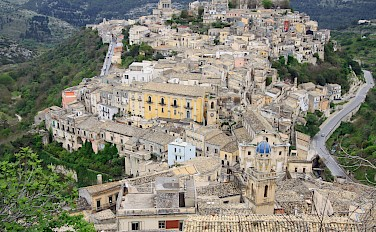Ragusa, Sicily, Italy. Photo via Flickr:vil.sandi