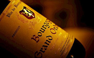 Bourgogne wine - photo by Andreas Kusumahadi