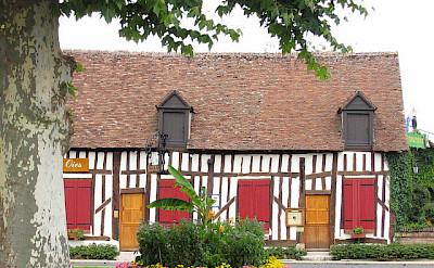 Souvigny. Photo via Flickr:Lucryso