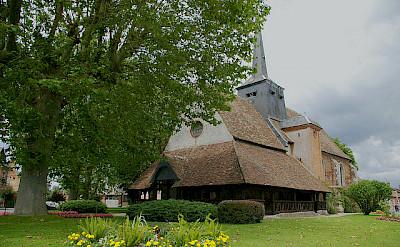 Souvigny. Photo via Flickr:sybarite48