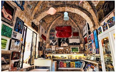 Gallery on Korcula Island, Croatia. Flickr:Mario Fajt