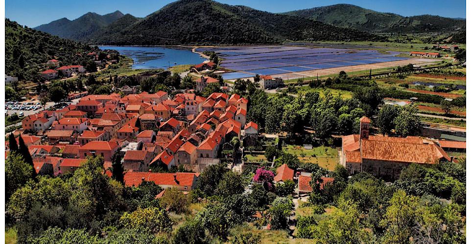 Wine growing peninsula of Peljesac, Dalmatia, Croatia. Photo via Flickr:Mario Fajt