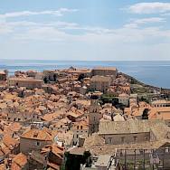 Great panorama of Dubrovnik, Croatia. Flickr:Herbert Frank