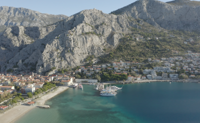 Omis, Croatia - Mavic 2 Pro - photo by Jan VandenHengel #tripsite -- All rights reserved.