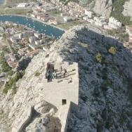 Starigrad fortica, Omis - Croatia - photo by Jan Vandenhengel #tripsite - All Rights Reserved.