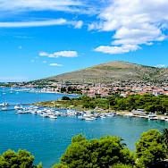 Scenic views abound on this tour. Trogir, Croatia. Flickr:Nick Savchenko