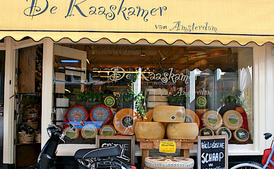 The Kaaskamer in Amsterdam, Holland. Photo via Flickr:cheeseslave