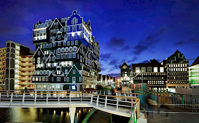 Zaandam, the Netherlands. ©TO