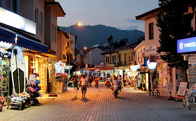 Evening in Göcek, Turkey. Flickr:Jorge Franganillo