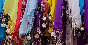 Market in Fethiye, Turkey. Photo via Flickr:Chris Parfitt