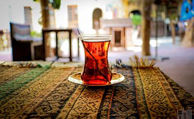 Tea time in Turkey. Flickr:Bengin Ahmad