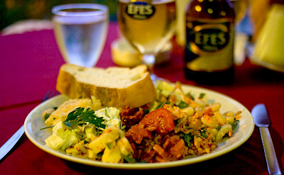Turkish Salate in Ekincik, Turkey. Flickr:Christian Kadluba