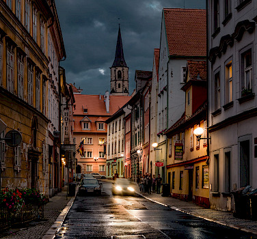 Spa Triangle & Prague