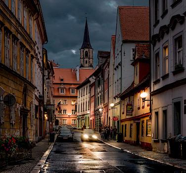 Spa Triangle and Prague