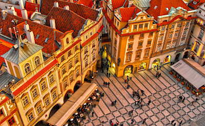 Old Town Square in Prague, Czech Republic. Flickr:Miguel Virkkunen Carvalho