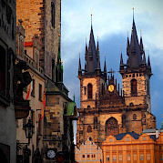 Spa Triangle & Prague Photo
