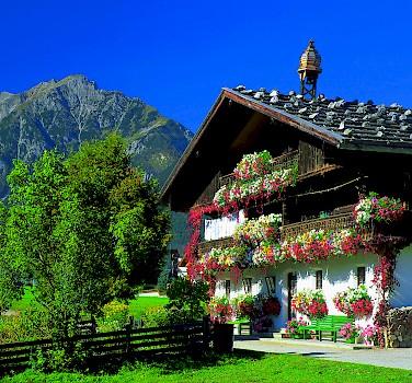 St. Moritz to Innsbruck
